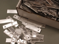 ALUMINUM TAGS - RECTANGLE #4175