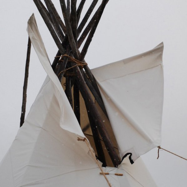 TIPI - NATURAL CANVAS TIPI