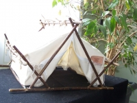 Prospector Style Tent