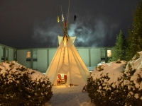 Tipis for Hotels & Special Events